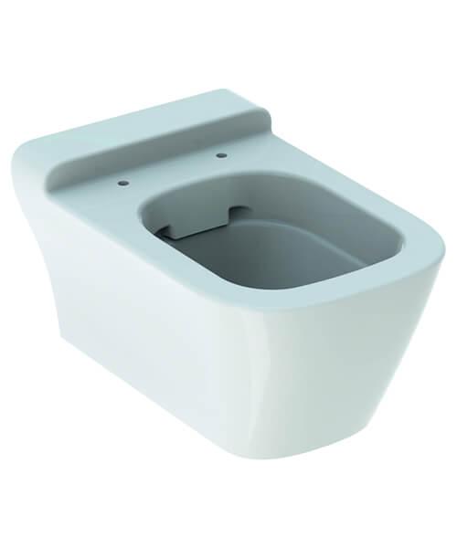 Geberit MyDay 360 x 540mm Wall-Hung Rimeless WC Pan