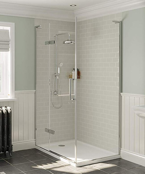 Alternate image of Mira Virtue ERD Traditional Thermostatic Mixer Shower