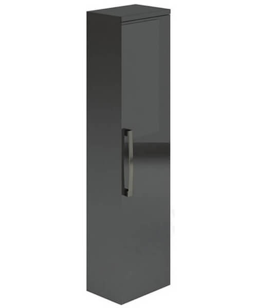 Additional image of Essential Nevada 350mm Cashmere Single Door Tall Boy Column Unit