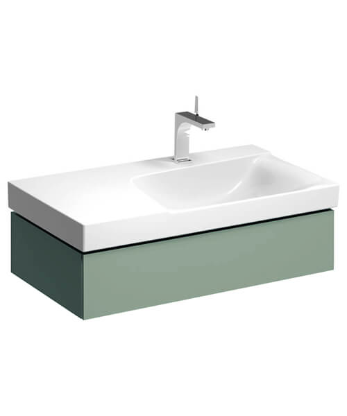 Alternate image of Geberit Xeno2 880 x 462mm One Drawer Unit For Shelf Surface Basin