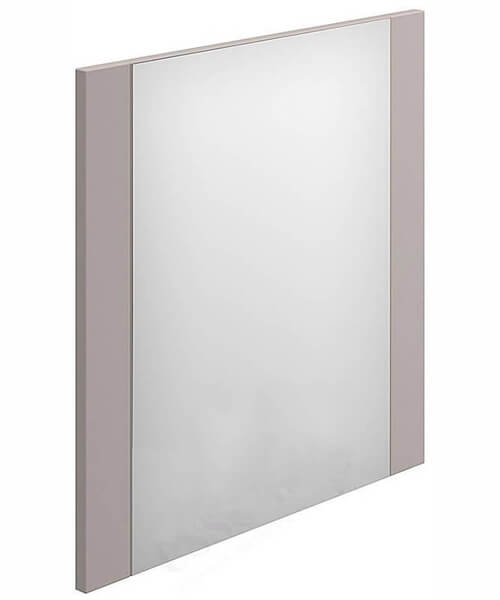 Essential Nevada 450 x 600mm Rectangular Mirror Cashmere