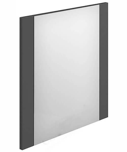 Alternate image of Essential Nevada 450 x 600mm Rectangular Mirror Cashmere