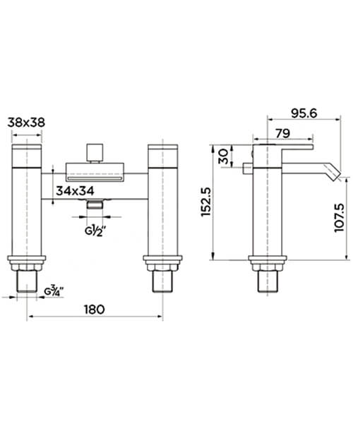 Technical drawing 41797 / ET9053