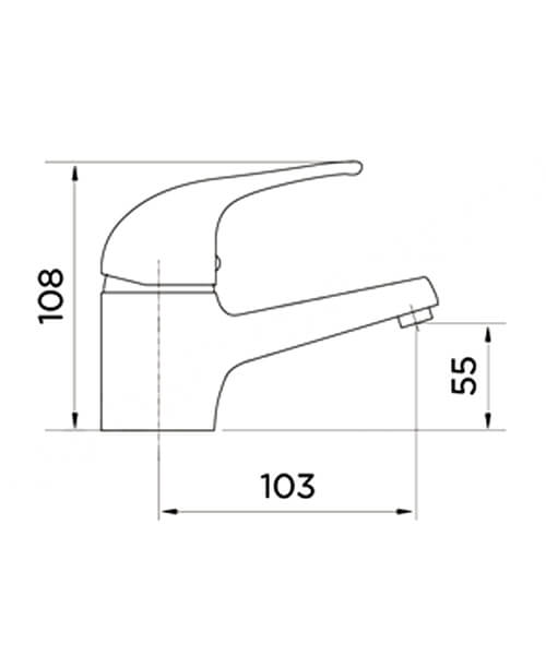 Technical drawing 41805 / ET9113