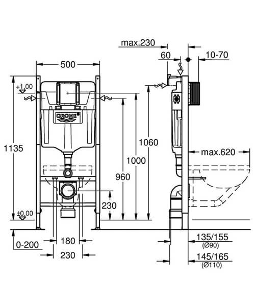 Technical drawing 56095 / 39418000