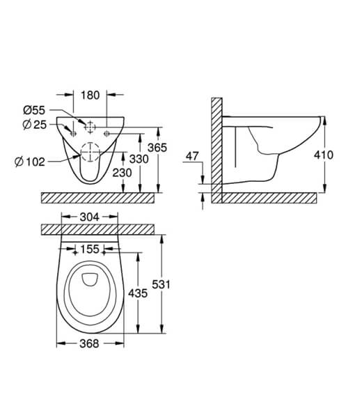 Additional image of Grohe  39418000
