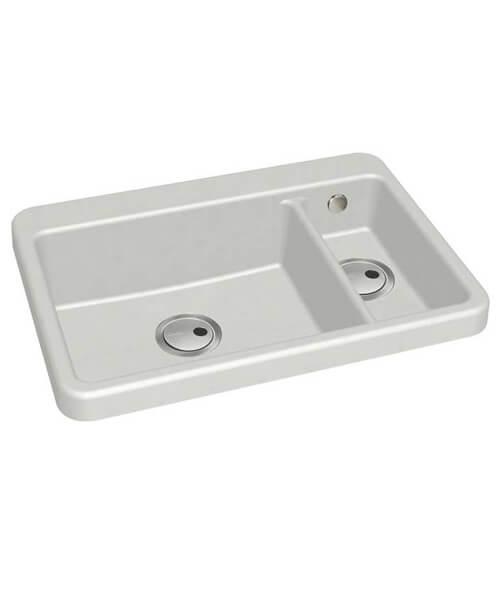 Abode Matrix GR10 1.5 Bowl Granite Kitchen Sink