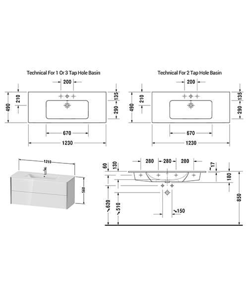 Technical drawing 52519 / XV41250B118