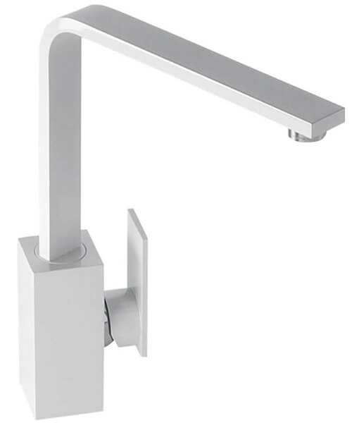 Additional image of Abode New Media Single Lever Kitchen Mixer Tap