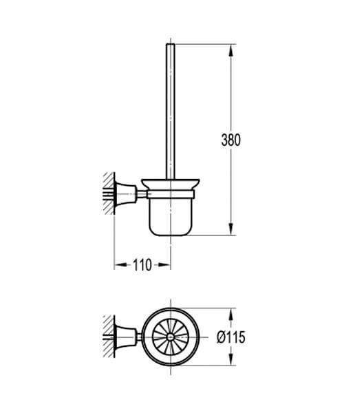 Technical drawing 60594 / LI8990
