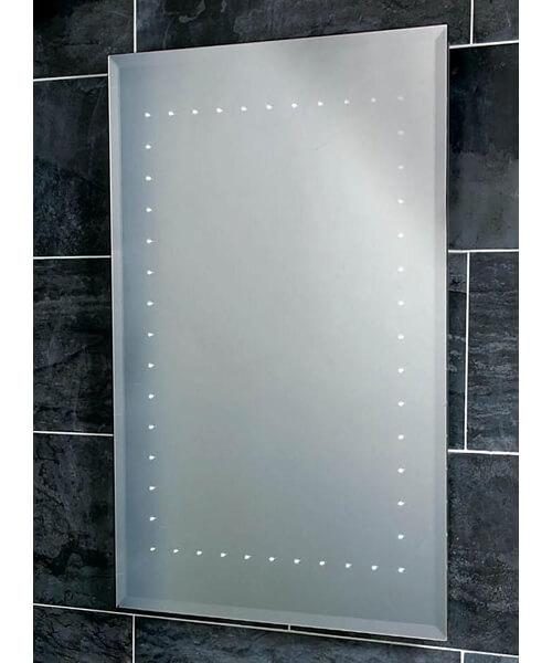 Phoenix Solar LED Back Lit Mirror With Demister Pad