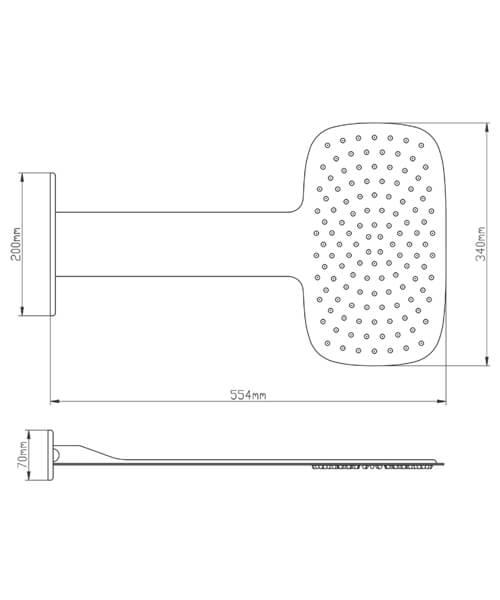 Technical drawing 50399 / SH055