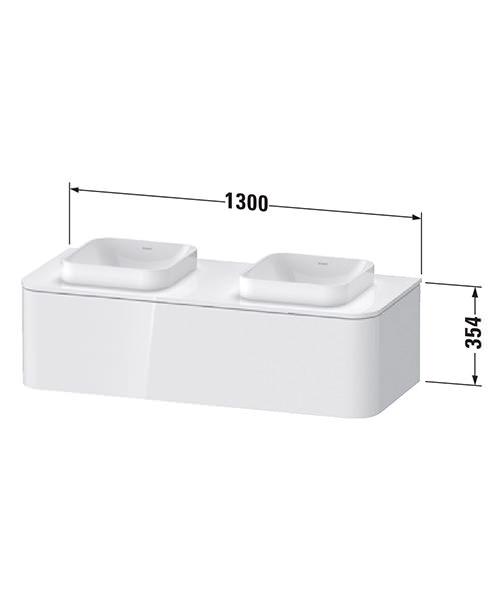 Technical drawing 62539 / HP4943B2222