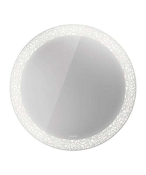 Duravit Happy D.2 Plus Mirror With LED Lighting - Sensor Version