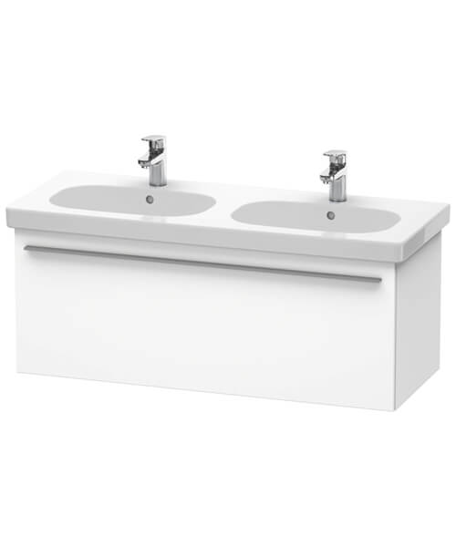 Duravit X-Large 1150mm 1 Pull-Out Compartment Vanity Unit For D-Code Basin