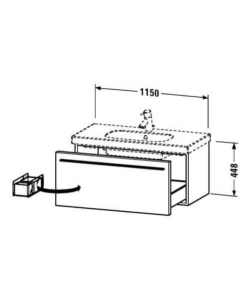 Technical drawing 27253 / XL605001818