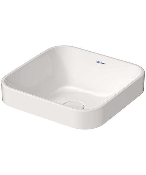 Duravit Happy D.2 Plus Countertop Washbasin