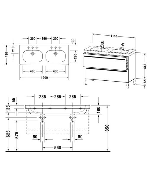 Technical drawing 64089 / XL651801818