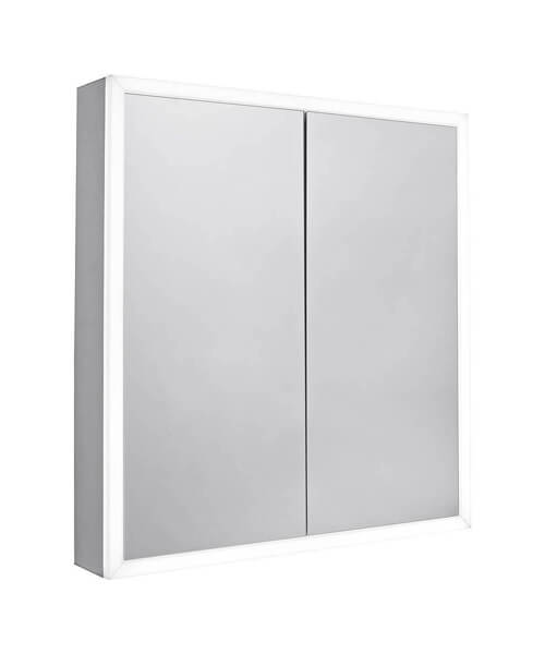 Additional image of Tavistock Flex Double Door LED Illuminated Mirror Cabinet