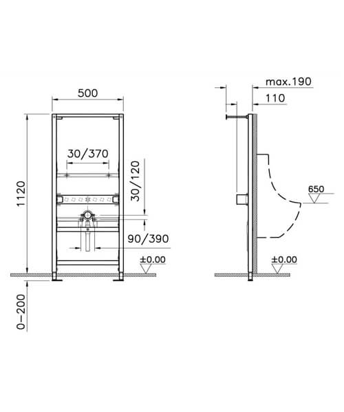 Technical drawing 64124 / 780-2800