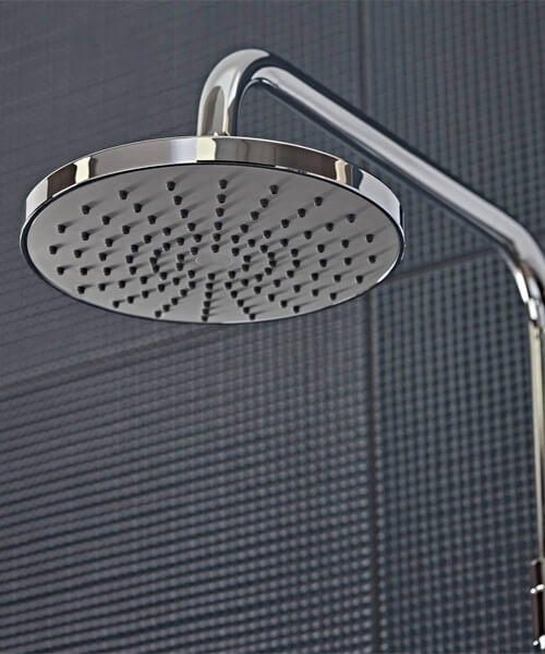 Additional image of Tavistock Merit Thermostatic Dual Function Bar Valve Shower System