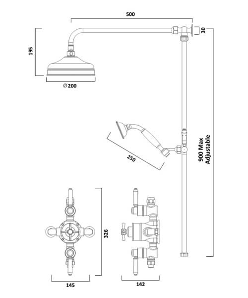 Technical drawing 62648 / SCM1713