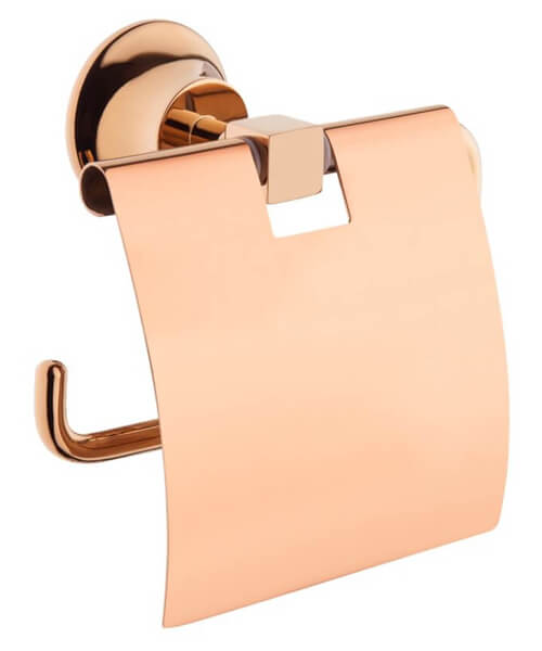 VitrA Juno Toilet Roll Holder Copper