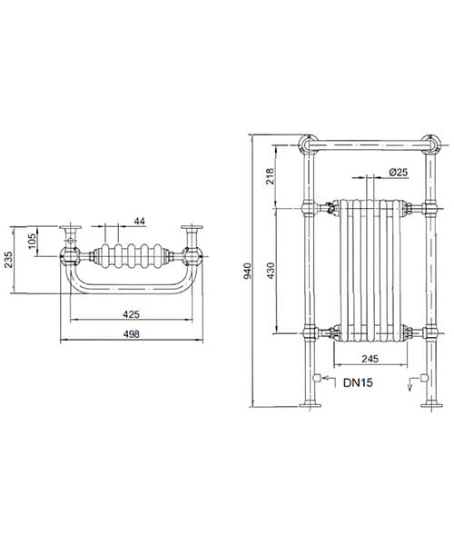 Technical drawing 18366 / AHC80