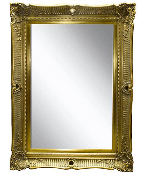 Heritage Upminster 910 x 1200mm Wooden Framed Mirror