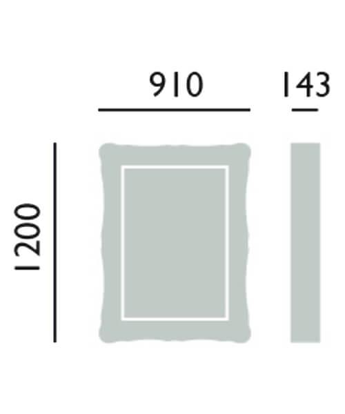 Technical drawing 40545 / MUMAG01
