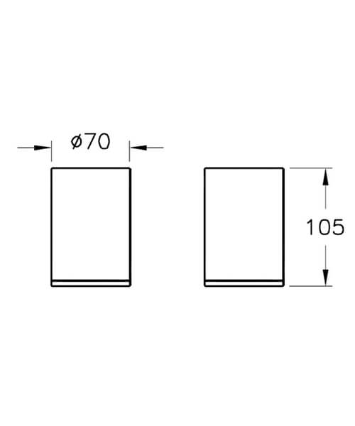 Technical drawing 65043 / A44889