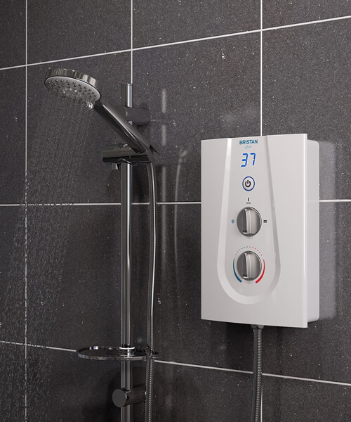 Additional image of Bristan Glee Electric Shower