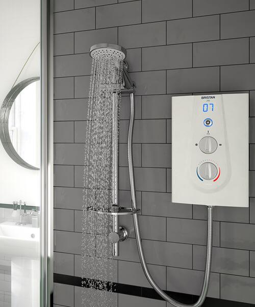 Alternate image of Bristan Joy Electric Shower - More Variation Available