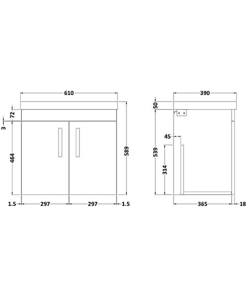 Technical drawing 59628 / MOE152