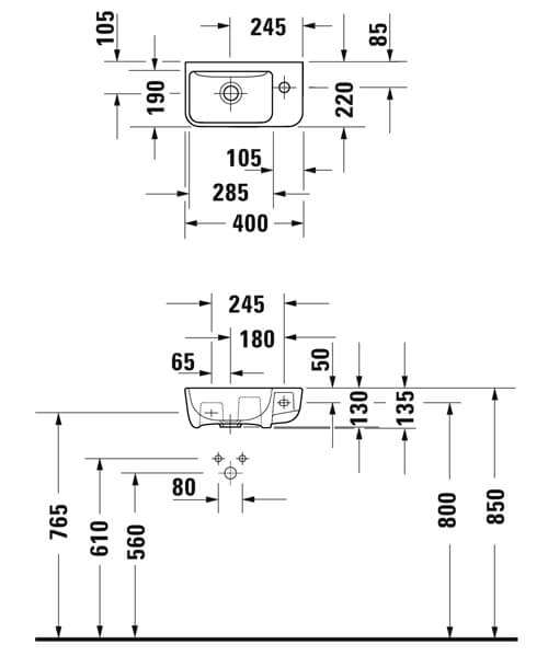 Technical drawing 62305 / 0717400000