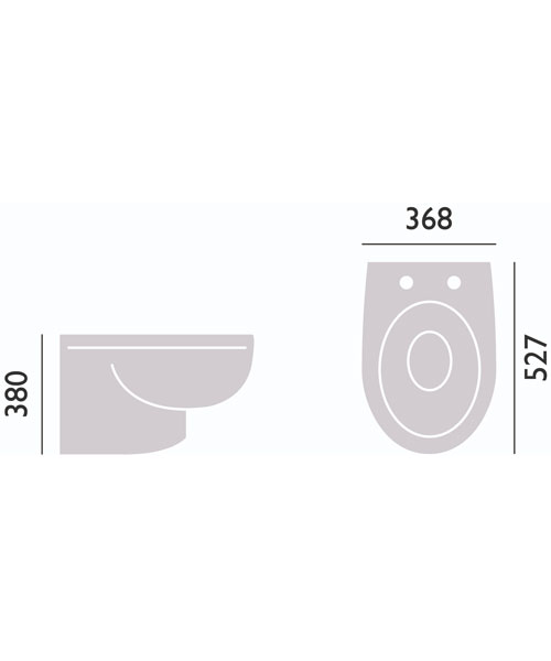 Technical drawing 40523 / PGRWW00
