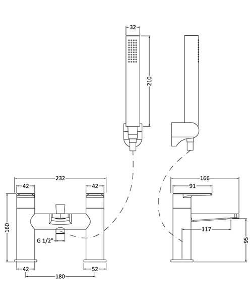 Technical drawing 59631 / BAI304