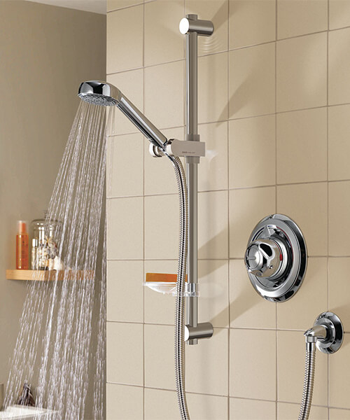 Alternate image of Aqualisa Colt Thermostatic Shower Mixer Valve With Kit