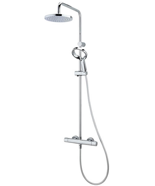 Methven Aurajet Aio Cool To Touch Bar Shower With Diverter