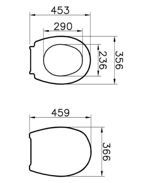 Technical drawing 64117 / 115-003-006