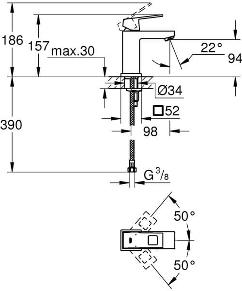Technical drawing 26910 / 23132000