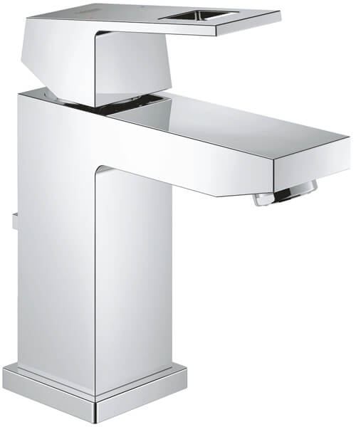 Alternate image of Grohe Eurocube 1/2 Inch Basin Mixer Tap