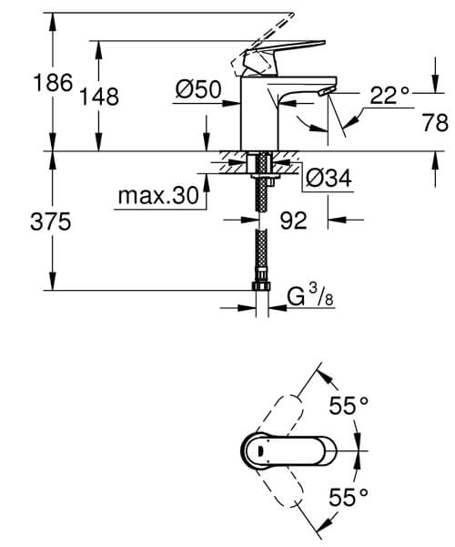 Technical drawing 33326 / 32824000