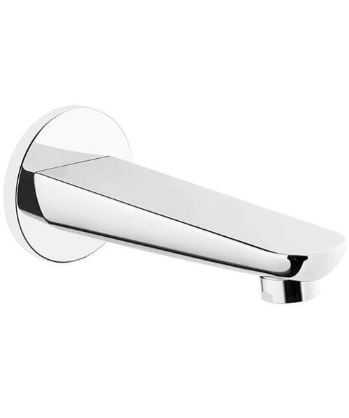 Vitra X-Line Wall Mounted Chrome Spout