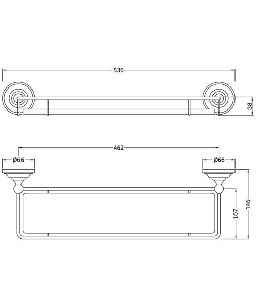 Technical drawing 53904 / LH305
