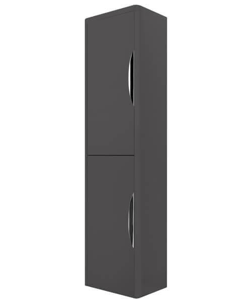 Additional image of Nuie Parade 356 x 1399mm Wall Hung 2 Door Tallboy Unit