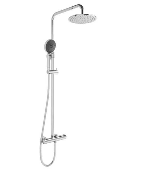 VitrA Aquaheat RH3 Thermostatic Shower Set