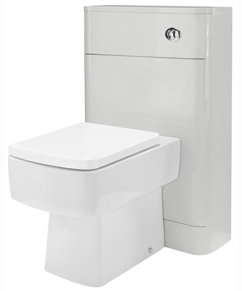 Additional image of Nuie Premier Parade 550mm Back-To-Wall WC Furniture Unit