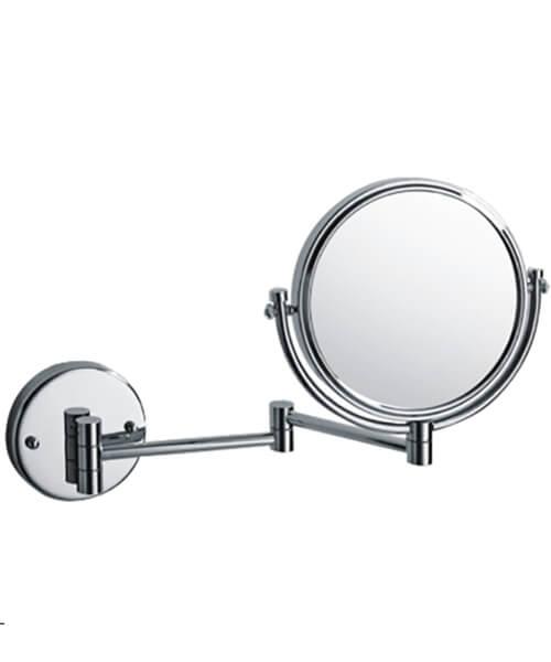 Bristan Wall Mounted Chrome Mirror