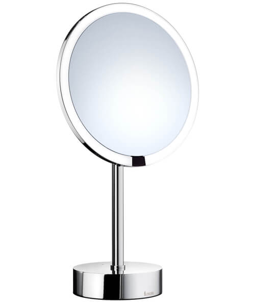 Smedbo Outline Shaving And MakeUp 380mm Height Mirror